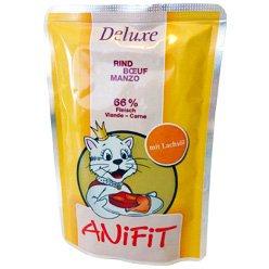 Cibo umido per gatto (in bustina) ANiFiT Manzo