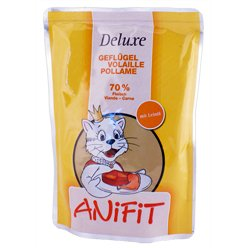Cibo umido per gatto (in bustina) ANiFiT Pollame