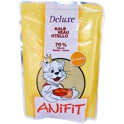 Cibo umido per gatto (in bustina) ANiFiT Vitello