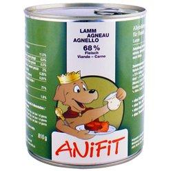 Cibo umido per cane (in scatola) ANiFiT Agnello