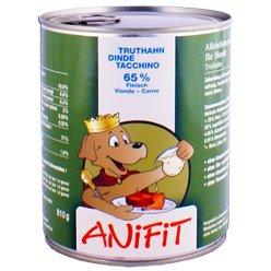 Cibo umido per cane (in scatola) ANiFiT Tacchino