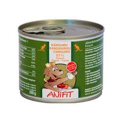 Cibo umido per cane (in scatola) ANiFiT Cervo